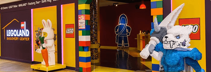 レゴランドディスカバリーセンター東京に2歳の子どもと行ってきた感想