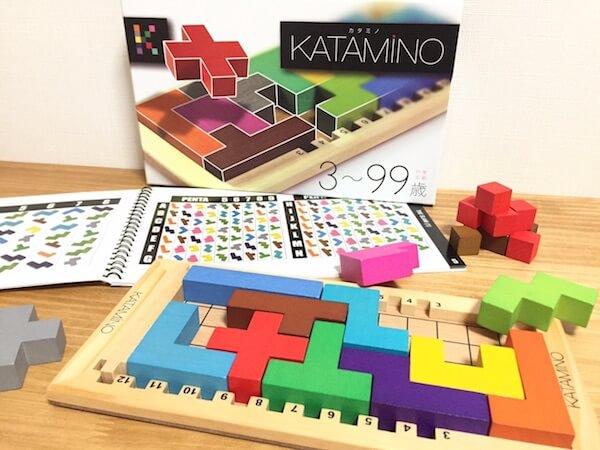 katamino(カタミノ)とは